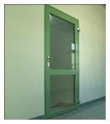 Drzwi przeciwpożarowe stalowe profilowe Unipoż Warszawa
